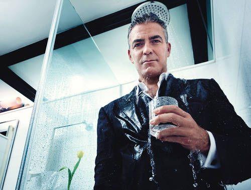WMagazine Clooney