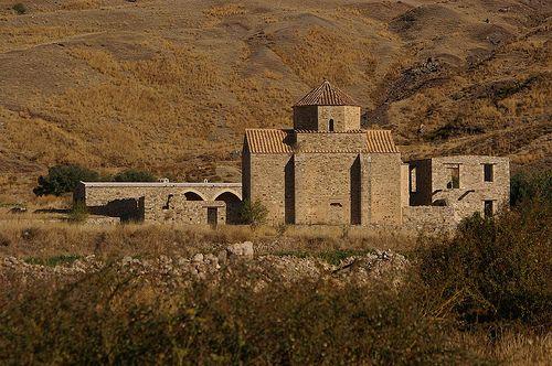 Монастырь панагию Фой Синт - Кипр