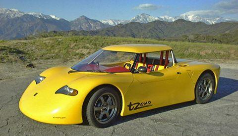 AC Propulsion tzero Roadster
