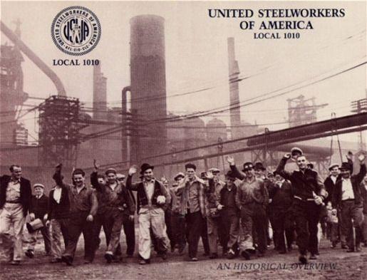 Забастовка сталелитейщиков 1952-го года, США