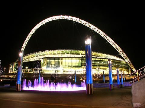 Стадіон Вемблі, Лондон, Великобританія