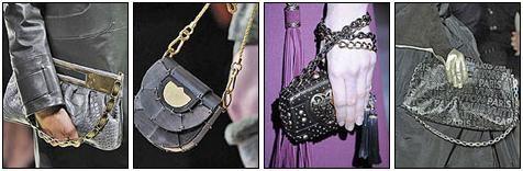 Самые модные сумки: с цепочкой