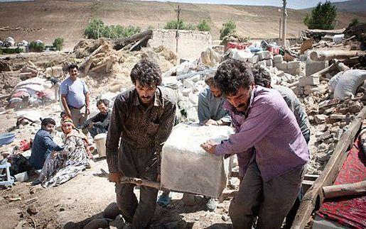 Землетрясение 2003-го года в городе Бам, Иран