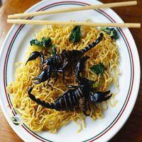Самые необычные блюда народов мира