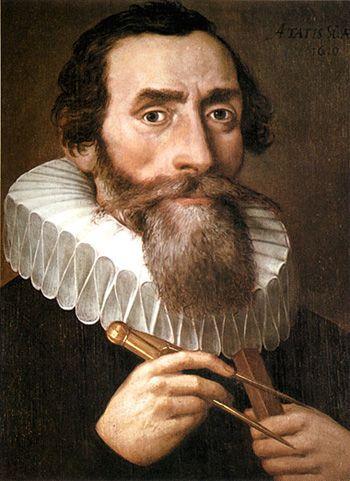 Йоган Кеплера