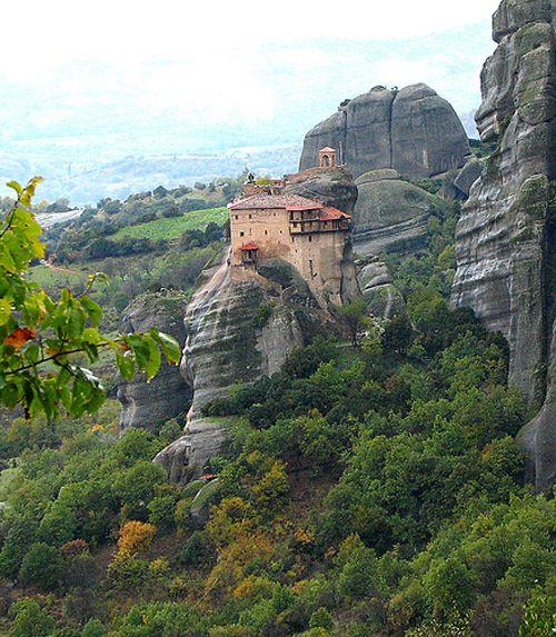 Метеора, Греция