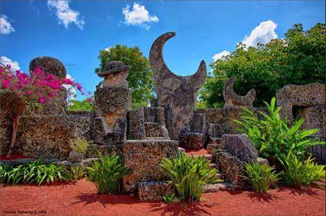 Коралловый замок – монумент утраченной любви