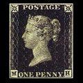 Наиболее ценные почтовые марки