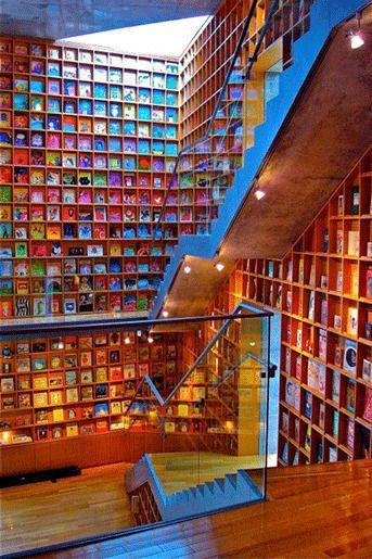 Музей иллюстрированных книг для детей «Иваки», спроектированный Тадао Андо, Фукусима, Япония