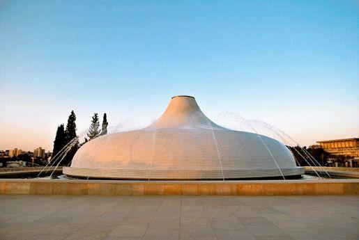 Храм Книги, Иерусалим