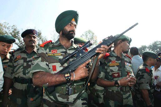 Расходы вооружения Индия