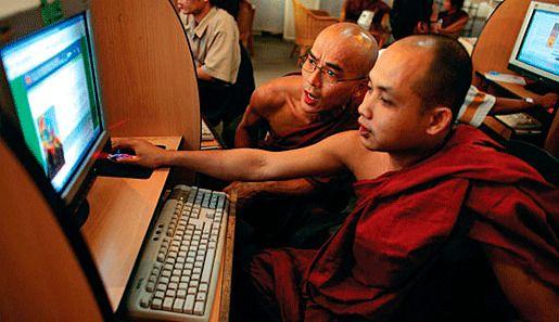 Мьянма Интернет