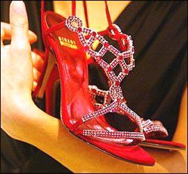 Найдорожче взуття