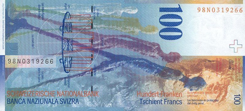 sveycarskiy frank
