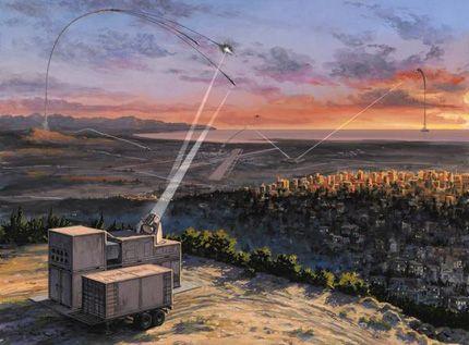 Високоенергетичні лазери (High-energy lasers)