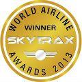 Найкращі авіалінії у світі 2013
