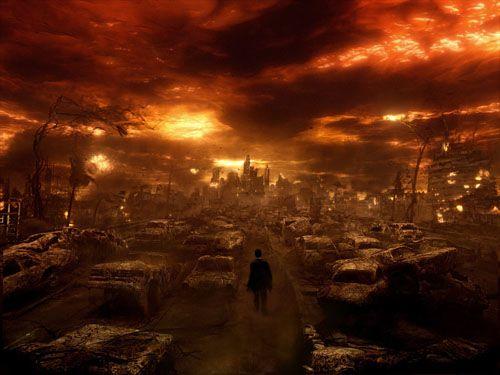 Конец света апокалипсис