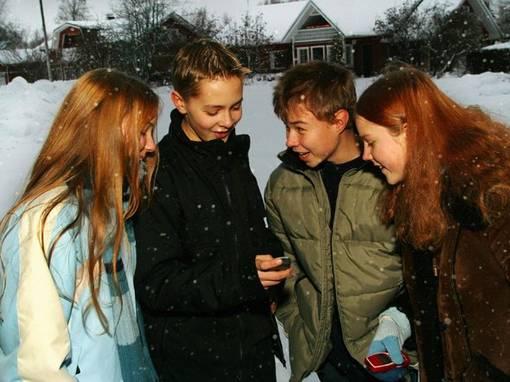 Дети Финляндия
