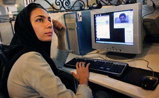 Интернет Иран