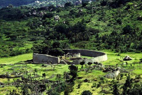Руїни Зімбабве