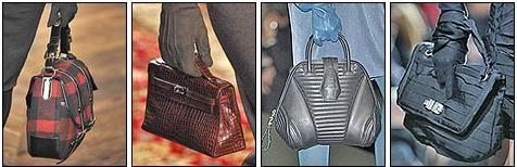 Самые модные сумки: портфели