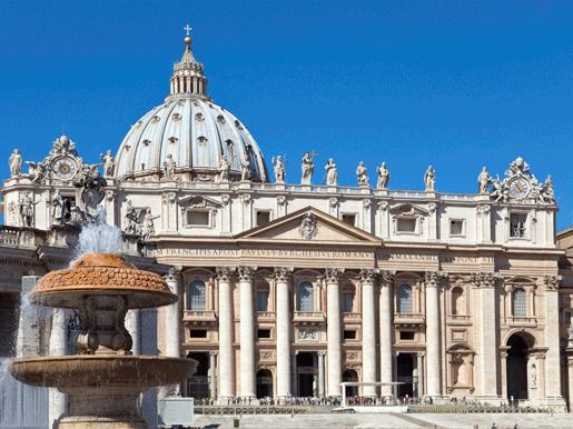 Собор Святого Петра, Ватикан, Италия