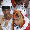Країни з найбільшою кількістю дитячих шлюбів