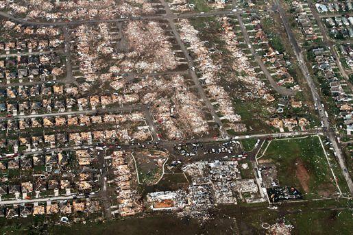 Торнадо Штат Оклахома