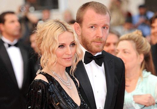 Мадонна и Гай Риччи развод