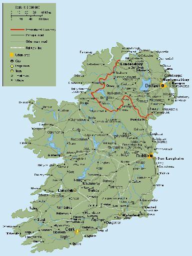Ирландия безработица