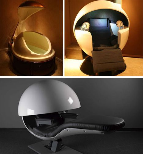 Cocon Napping Pods, Metronaps