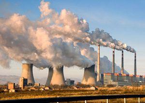 Страны с наибольшими выбросами CO2