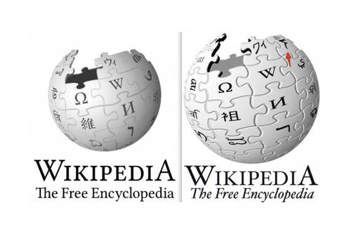 Лого энциклопедии Википедия
