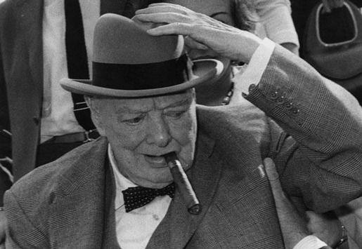 Уинстон Черчилль и виски с содовой
