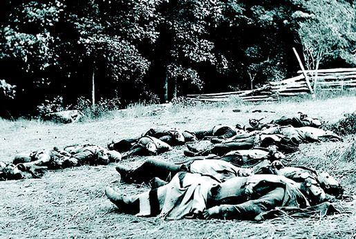 Битва при Геттисберге, 1863