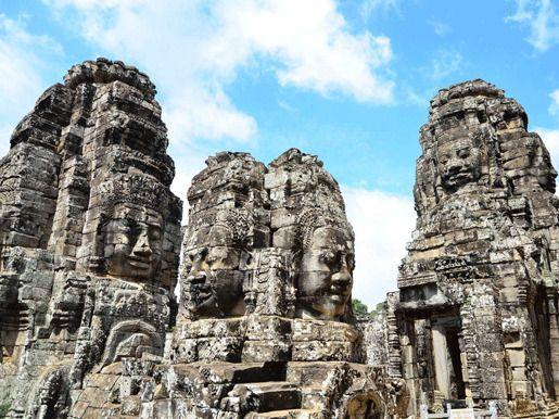 Храм Байон, Сием-Рип, Камбоджа
