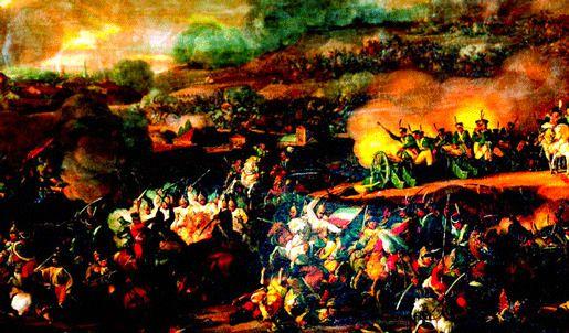 Битва под Лейпцигом, 1813