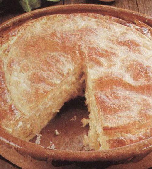 Пироги со специями