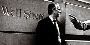 Виновники мирового финансового кризиса