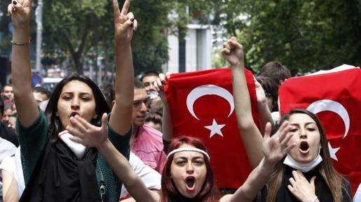 Турция инфляция