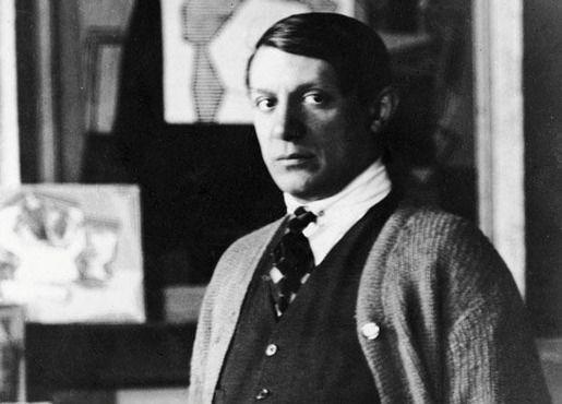 Пабло Пикассо и абсент