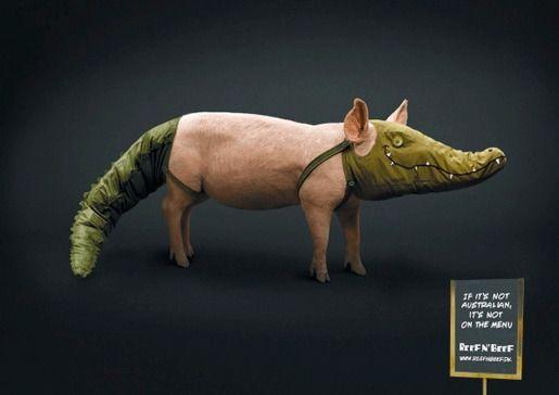 Reef N 'Beef реклама