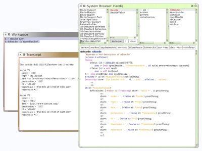 Язык программирования Smalltalk