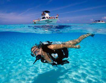 Плавание с аквалангом