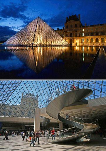 Лувр, Париж, Франция
