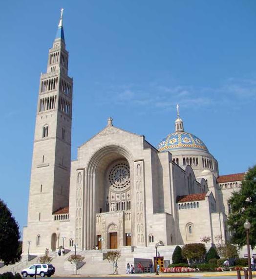 Базилика Храма Непорочного Зачатия