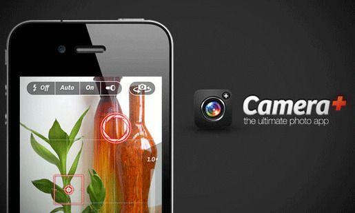 Camera + (IOS)