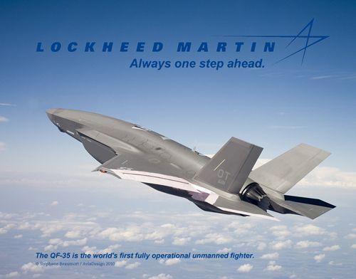 Lockheed Martin оружие самолет