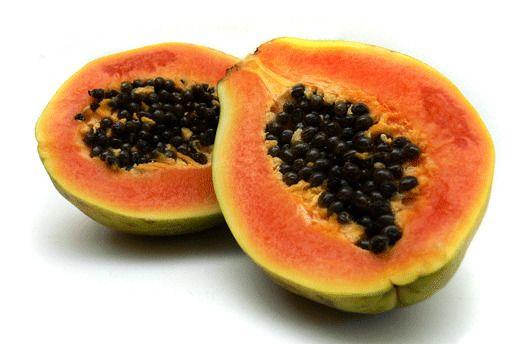 Генетически модифицированная папайя