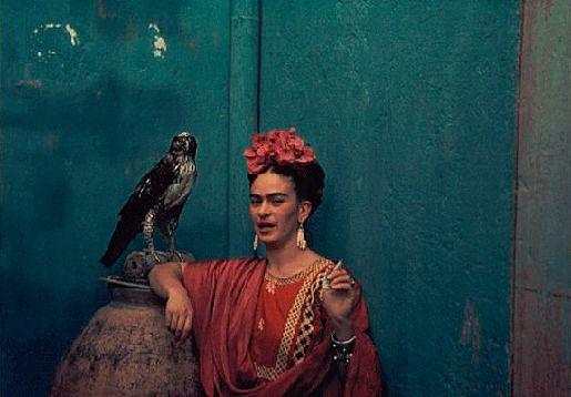 Фрида Кало и ее животные